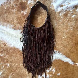 Handbags - Cole Haan G Series fringe bag